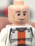 Republic Trooper 1 Head