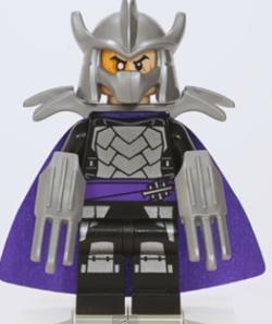 Shredder Purple Cloak