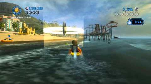 LEGO City Undercover - Jet Ski Time Trial