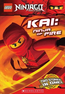 250px-Kai Ninja of Fire Cover