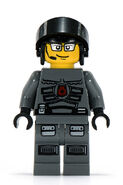 Space Police Officer 5969