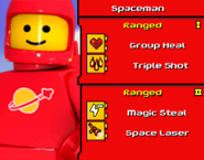 Space man ninjago