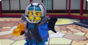 Kendo Jay Fighting