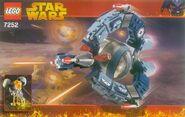 7252 Droid Tri-Fighter