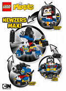 Newzers Max Instructions