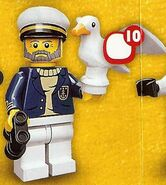 Series 10-10 Sea Captain