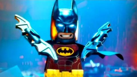 THE LEGO BATMAN MOVIE TV Spot 18 - It's On (2017) Animated Comedy Movie HD