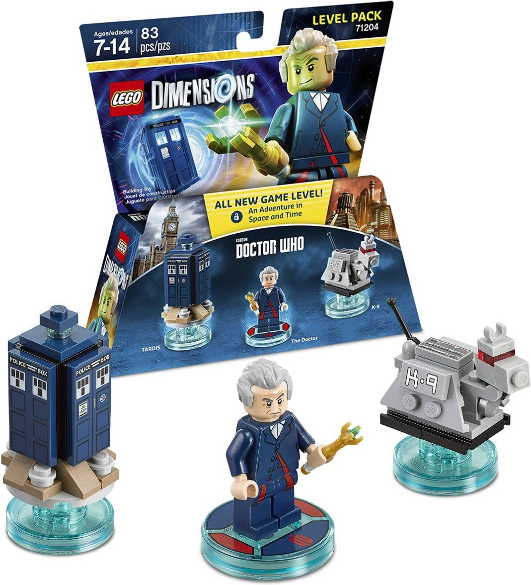 71204 Doctor Who Level Pack Brickipedia Fandom Powered