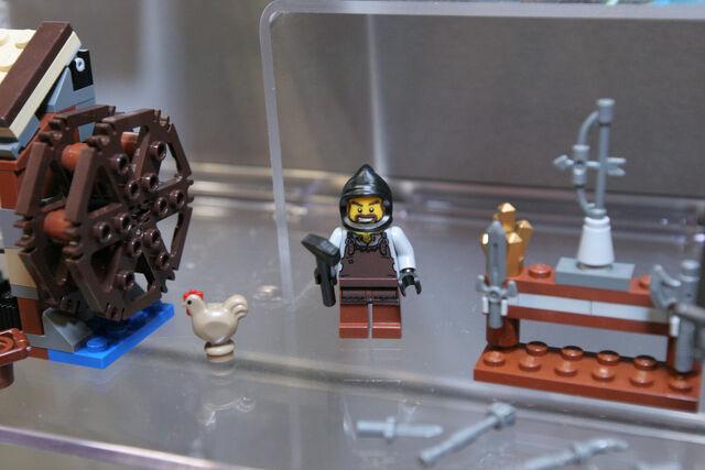 File:LEGO Toy Fair - Kingdoms - 6918 Blacksmith Attack - 04.jpg