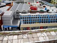 Lego Waterloo Station