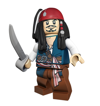 Jack Sparrow Wiki LEGO FANDOM Powered By Wikia