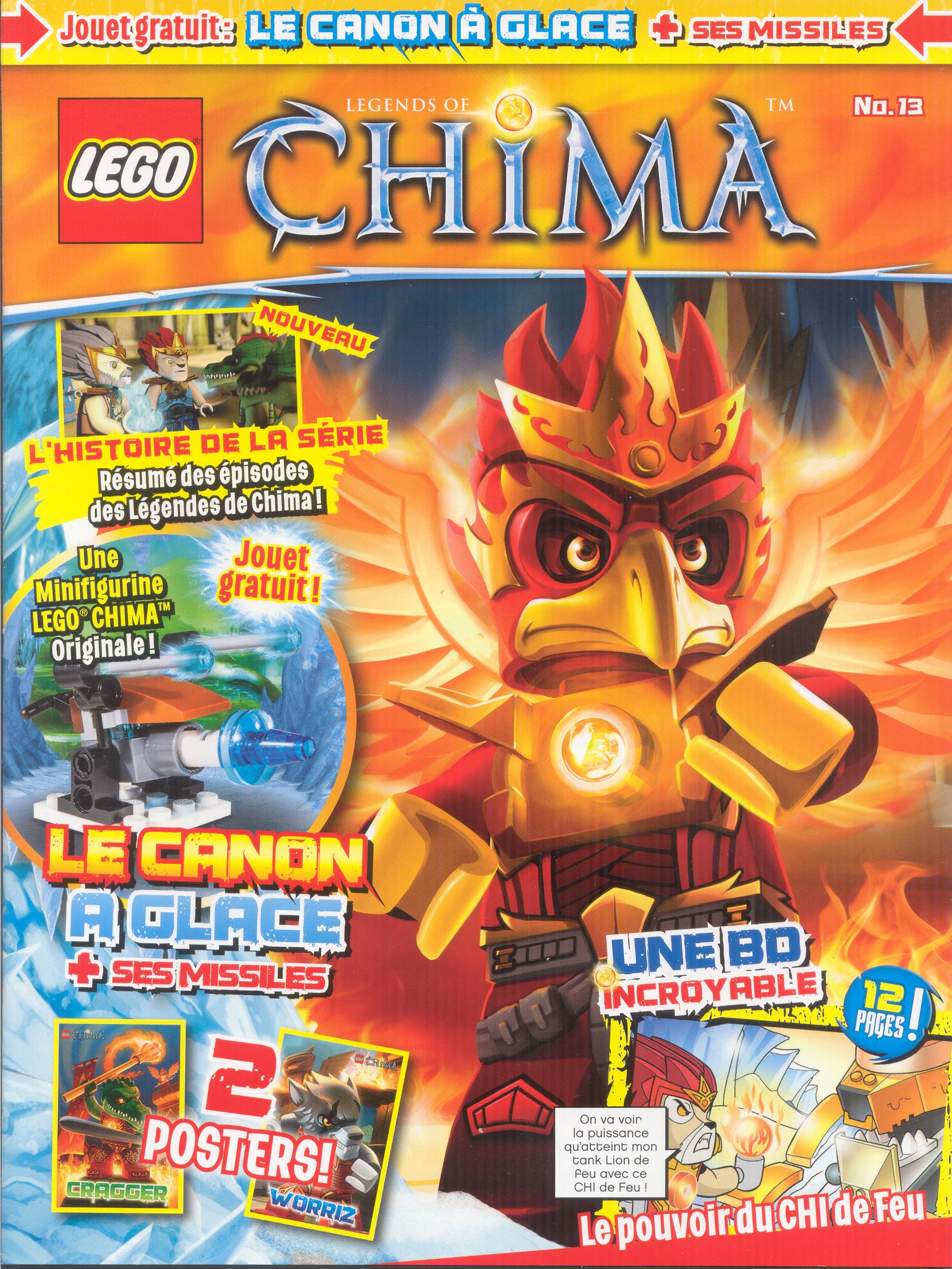 Lego chima 13 wiki lego fandom powered by wikia - Lego chima saison 2 ...
