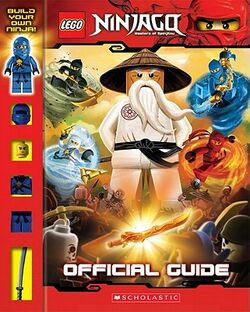Lego Ninjago- Official Guide