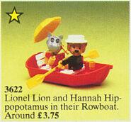 3622 Rowboat