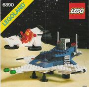 6890 Cosmic Cruiser