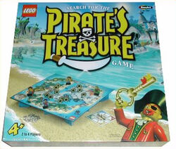 Pirates Boardgame