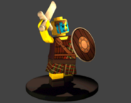 King Character 3