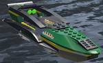 Mandarin's Boat
