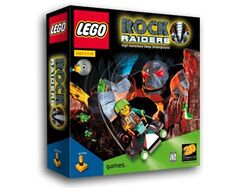 5708 LEGO Rock Raiders - PC CD-ROM
