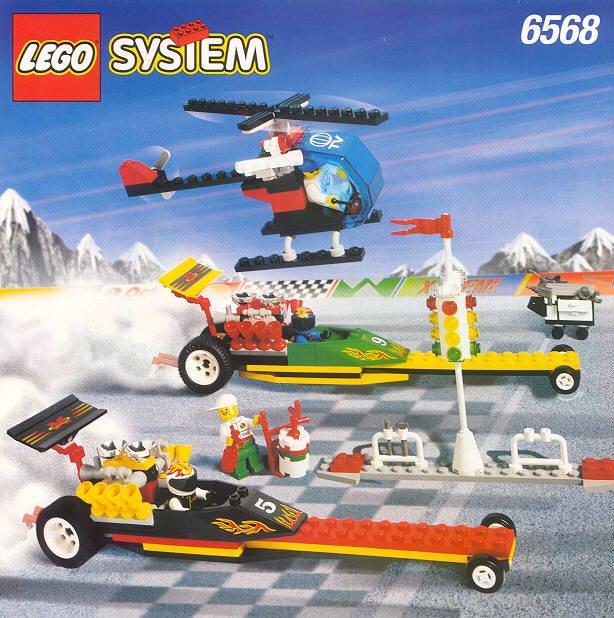 Lego Powered Car Instructions