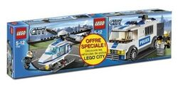 66282-City Police Co-Pack