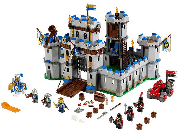 LEGO 70404 Le Château Fort pas cher