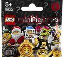8833 Minifigures Series 8