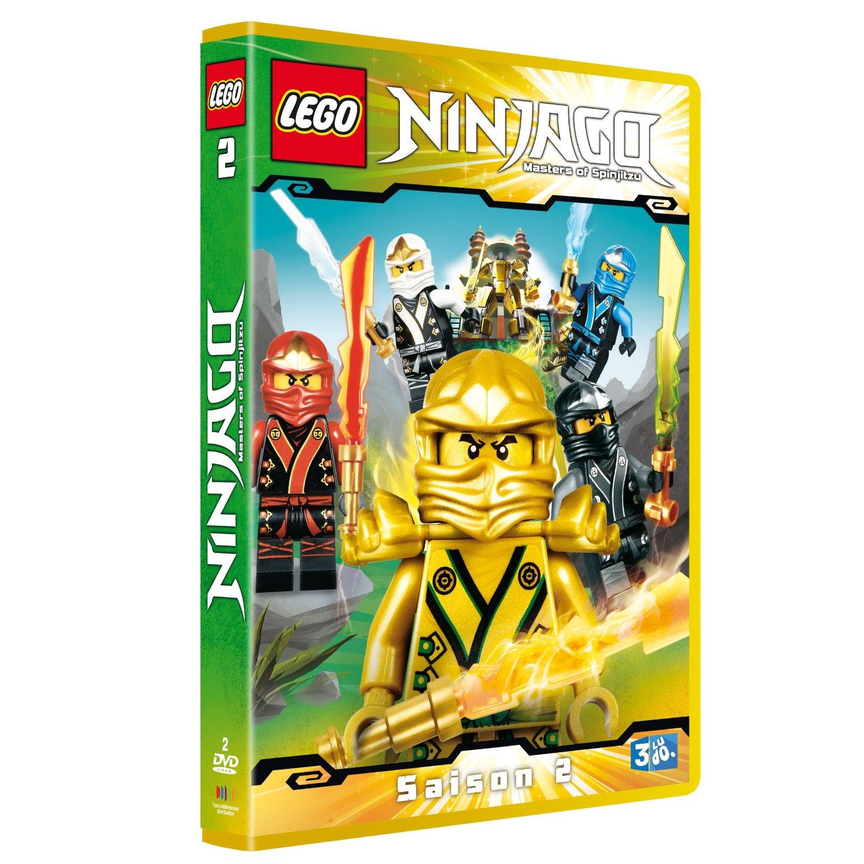 ninjago masters of spinjitzu saison 2