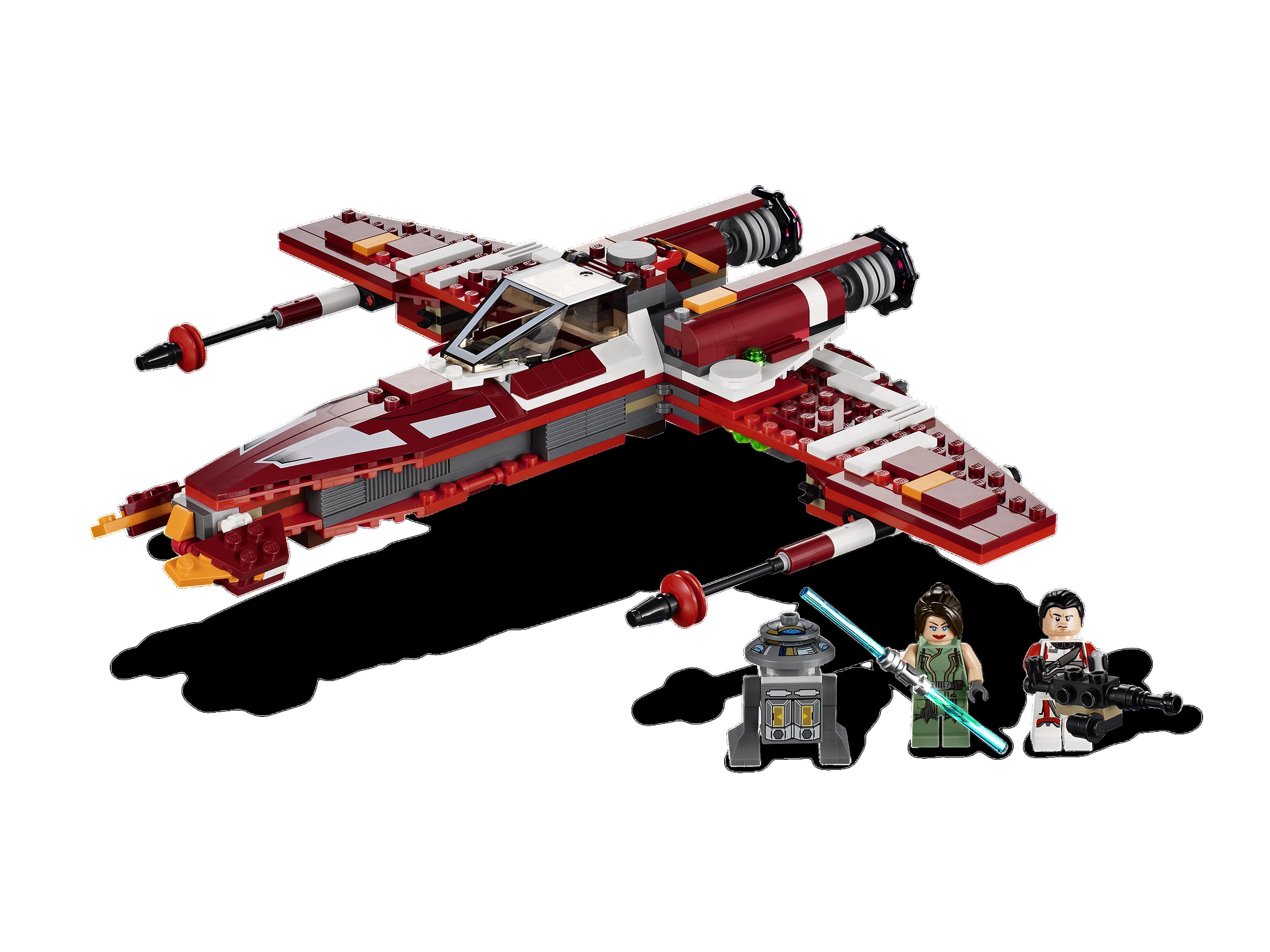 wiki  Republic Striker Starfighter