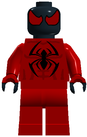 lego scarlet spider decals - photo #10
