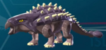 Ankylosaurus The Armored Fella
