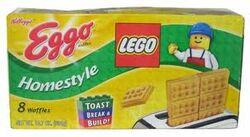 Legowaffles