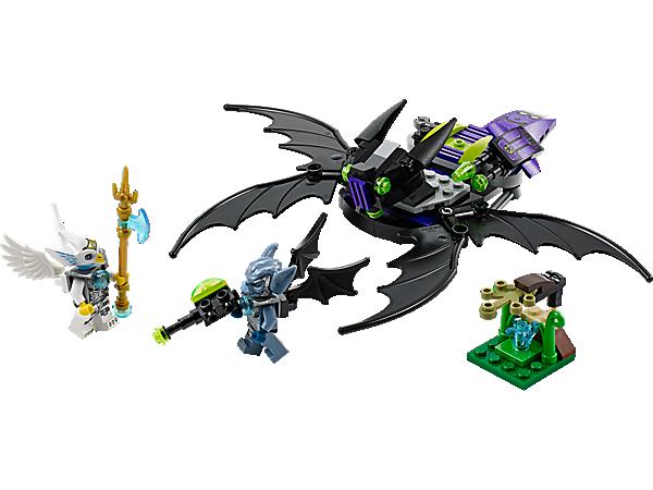 70128 le jet ail de braptor wiki lego fandom powered - Chima saison 2 ...