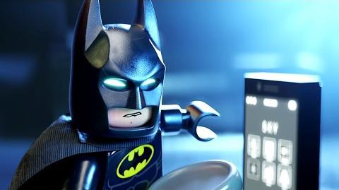THE LEGO BATMAN MOVIE Promo Clip - Bat Bored (2017) Animated Comedy Movie HD