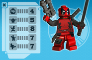 Deadpool microsite