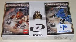 65296 BIONICLE Twin Pack