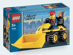 Lego-city-7246-mini-digger