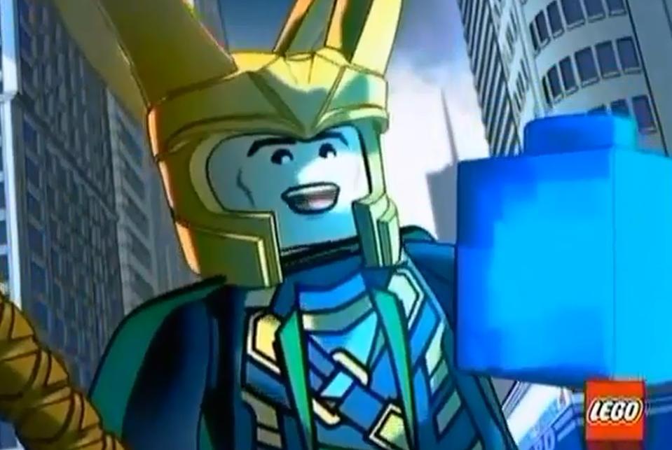 LEGO Marvel Super Hero...