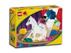 3087 The Circus Princess