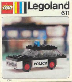 611-Police Car