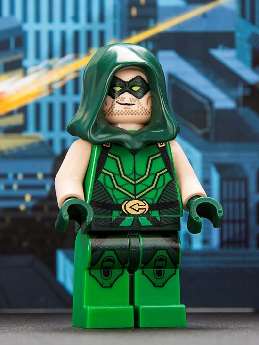 DC Universe LEGO Super Heroes News: Stephen Amell Gets To Lighten ...