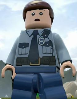 InGen Guard Jerry