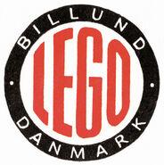 Lego Logo 1950