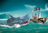 7882 Shark Attack