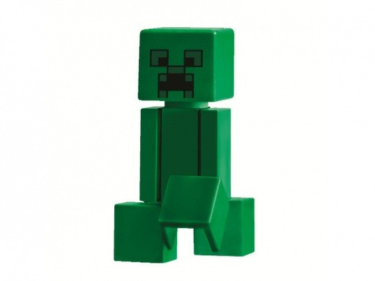 Lego minecraft Creeper Mini Figures 21118 The Mine 21115 First ...