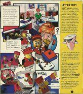 LEGO Island Manual Page 1