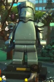 The titanium ninja