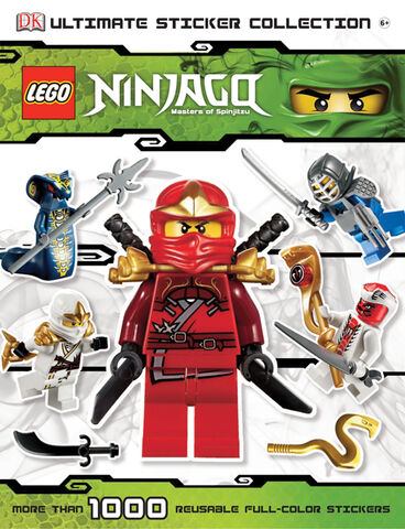 File:LEGO Ninjago Ultimate Sticker Collection.jpg