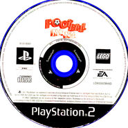 Lego football mania cd