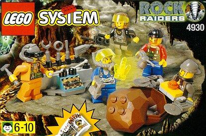4930 The Rock Raiders